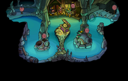 Marooned Lagoon inside