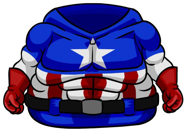 Traje de Capitán América