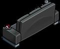 Black Designer Couch sprite 016