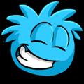 Blue PuffleScratchingPost2
