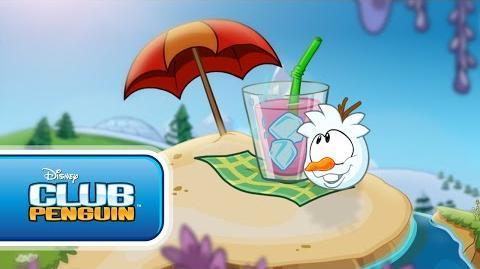 ¡Exclusivo! Video musical de Frozen en verano