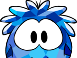 Blue Crystal Puffle Costume