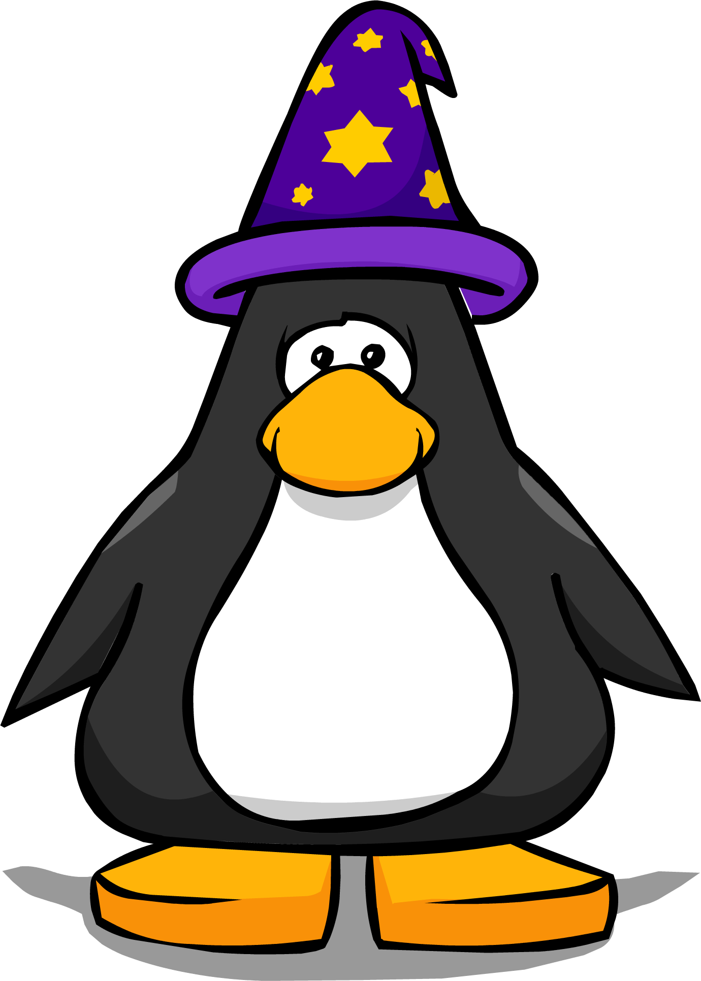 Purple Wizard Hat