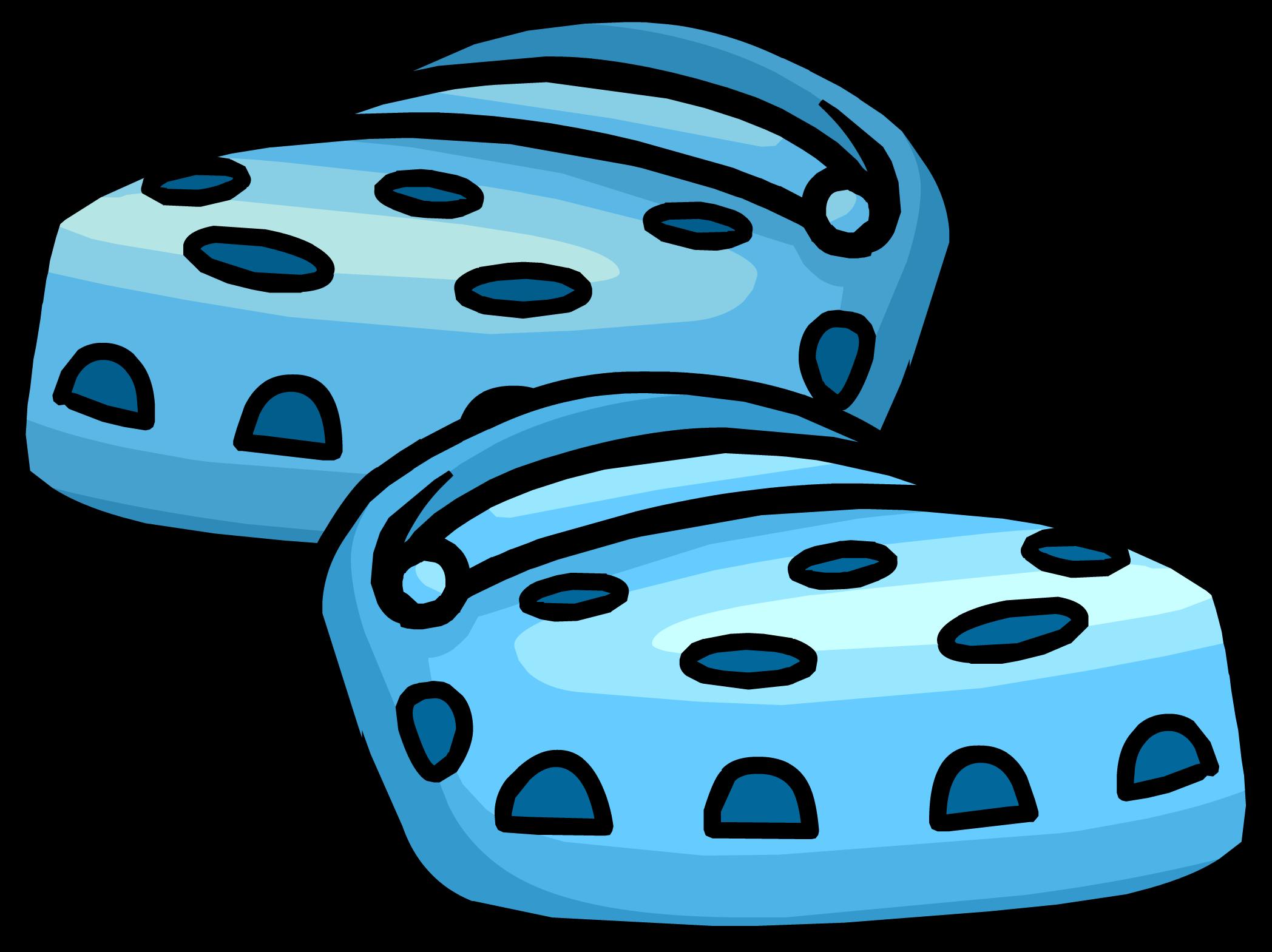 Blue Cuckoo Ka-Shoes