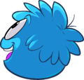 Blue Puffle in CP times