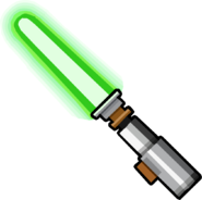 Starwars 2013 Emote Lightsaber