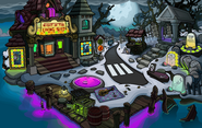 Halloween Party 2014 Beach
