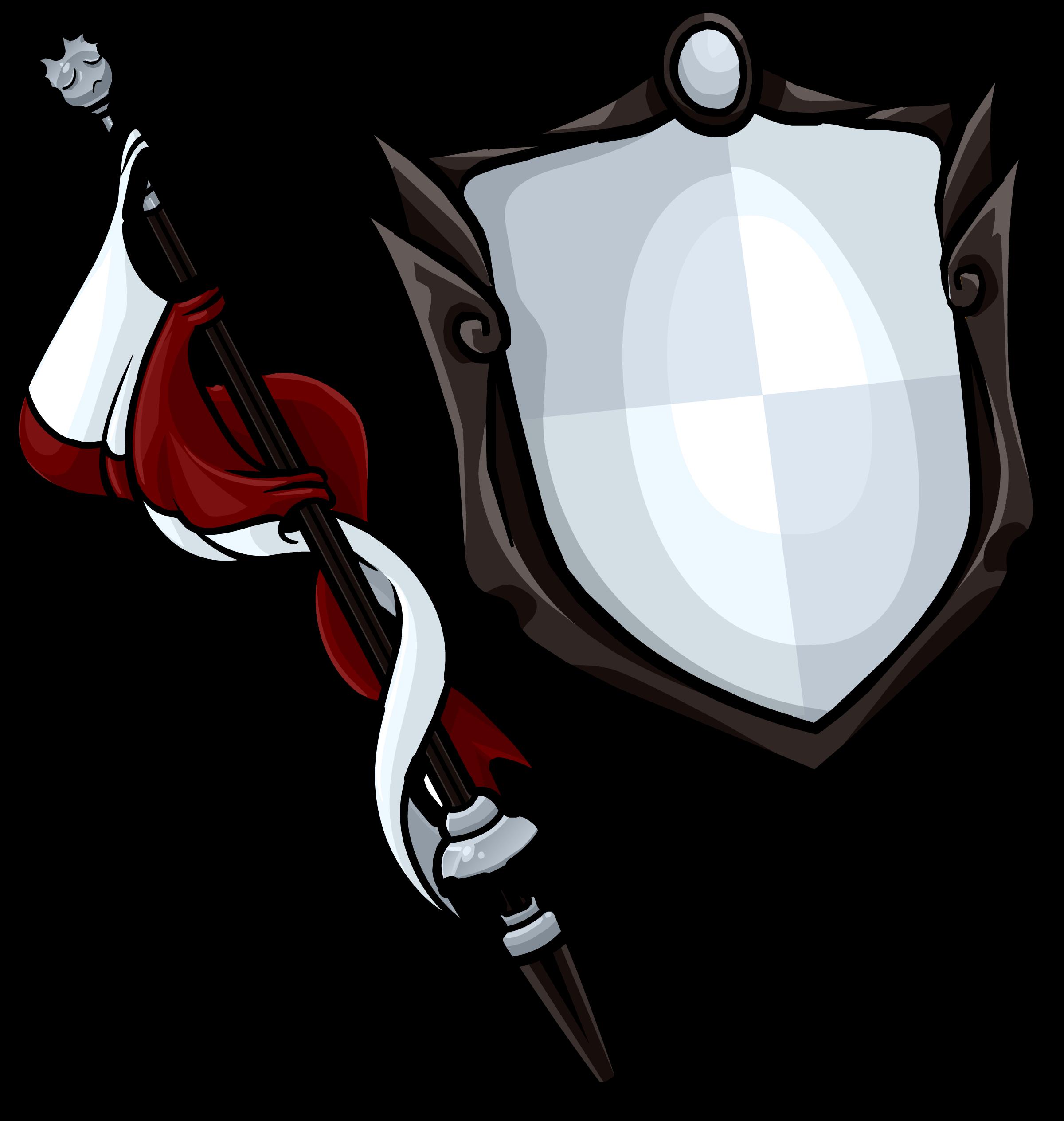 Cetro y Escudo