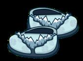 Sandalias Glaciar