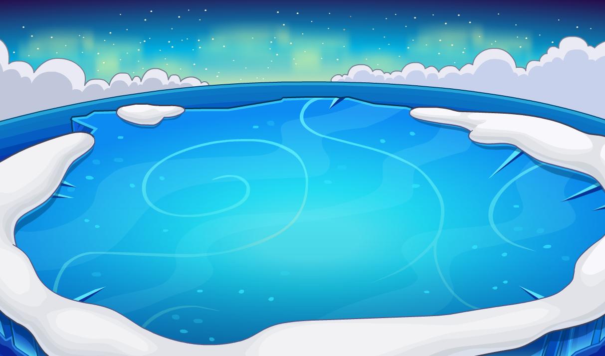 Isla de Cristal Desconocida