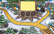 Waddle On Party Forest