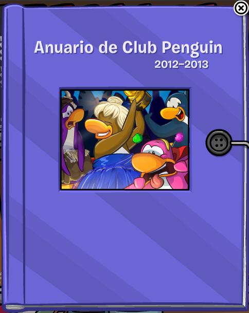 Anuario de Club Penguin 2012-2013