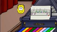 Puffle piano