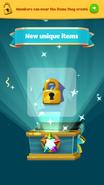 Rainbow Star Tee member lock