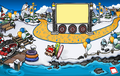 Waddle On Party Dock