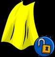 Yellow Cape unlockable icon