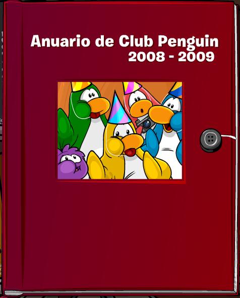 Anuario de Club Penguin 2008-2009