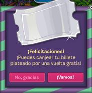 BilletePlateado321
