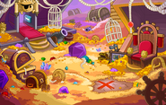 Inside Out Party Loot Island