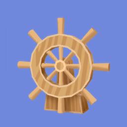 Captain's Wheel (CPI)
