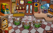 Music Jam 2010 Pizza Parlor