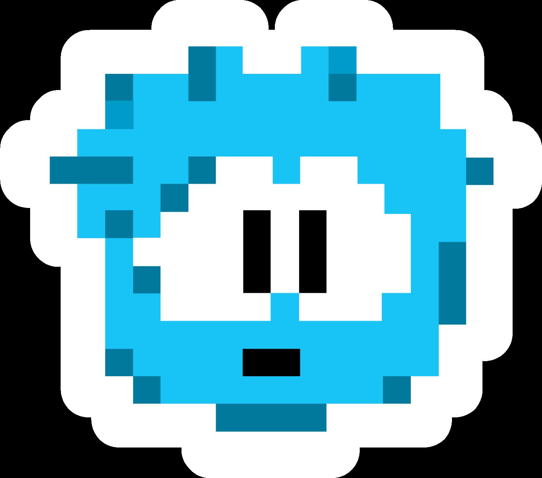 Pin de Puffle Pixelado