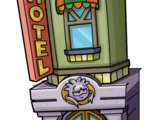 Hotel para Puffles