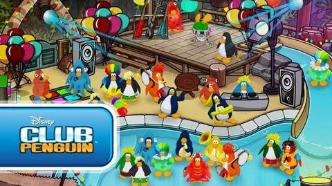 """Club Penguin Cadence and the Penguin Band - """"Party In My Iggy"""" (Official Music Video)"""