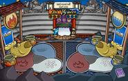 Card-Jitsu Party 2011 Stadium