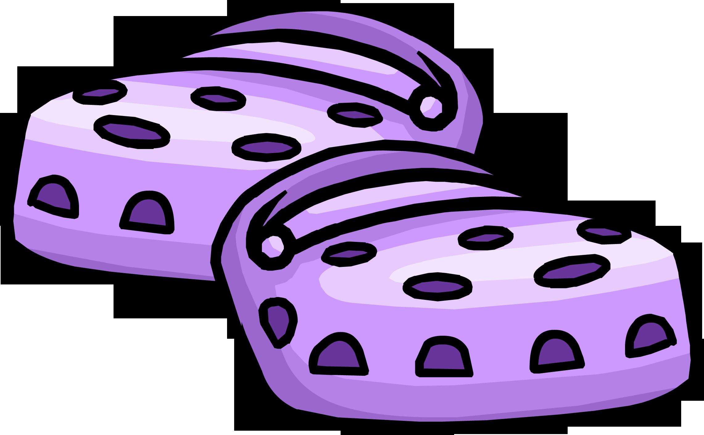 Purple Cuckoo Ka-Shoes