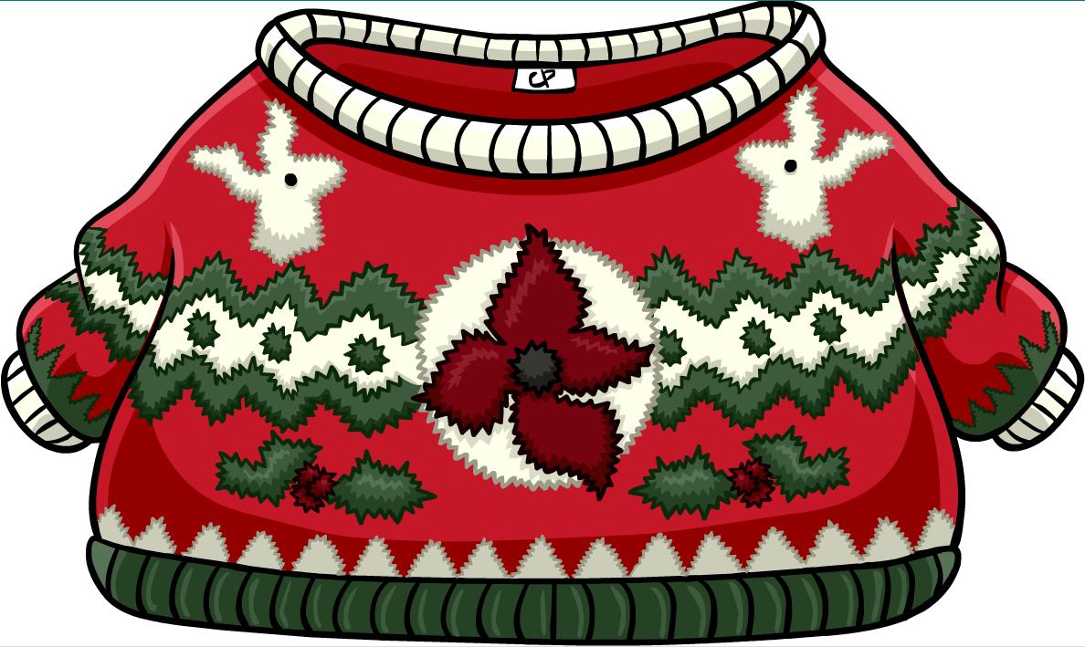 Suéter Festivo