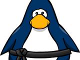 Cinturón de Ninja Negro