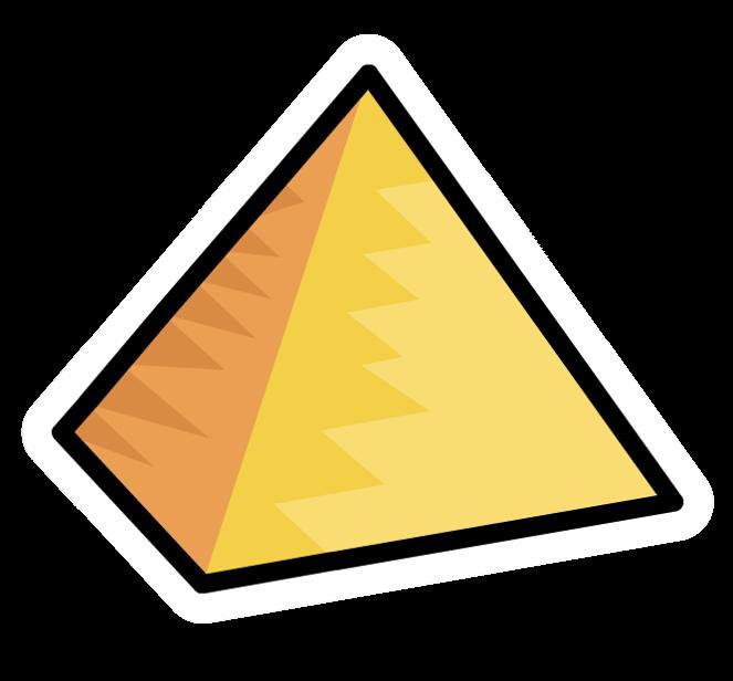 Pin de Pirámide
