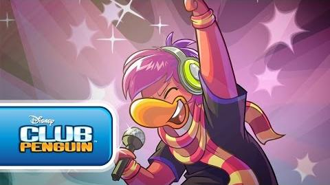 """Coming Soon New Cadence Track """"You've Got This"""" - Disney Club Penguin"""
