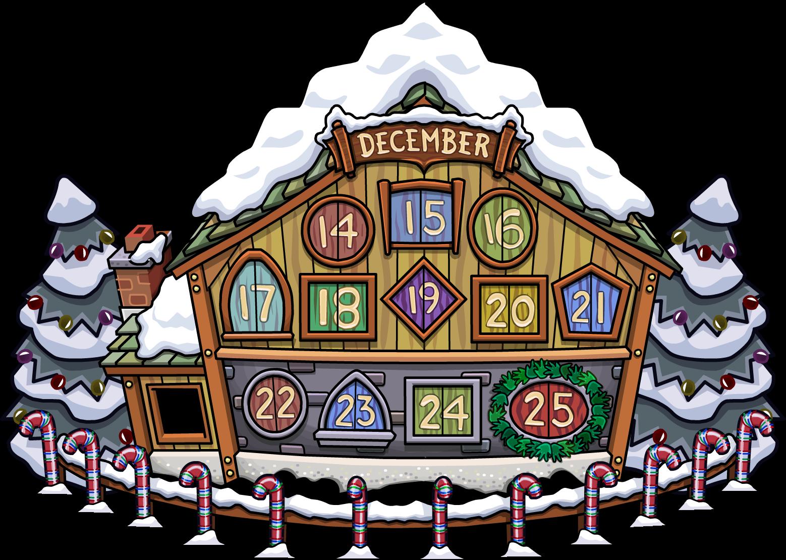 2011 Advent Calendar