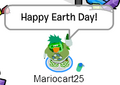 Mariocart25 Earth Day Wave