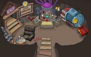 Operation Tri-umph Cave Maze 11