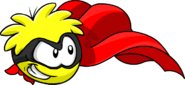 Yellow Puffle hero