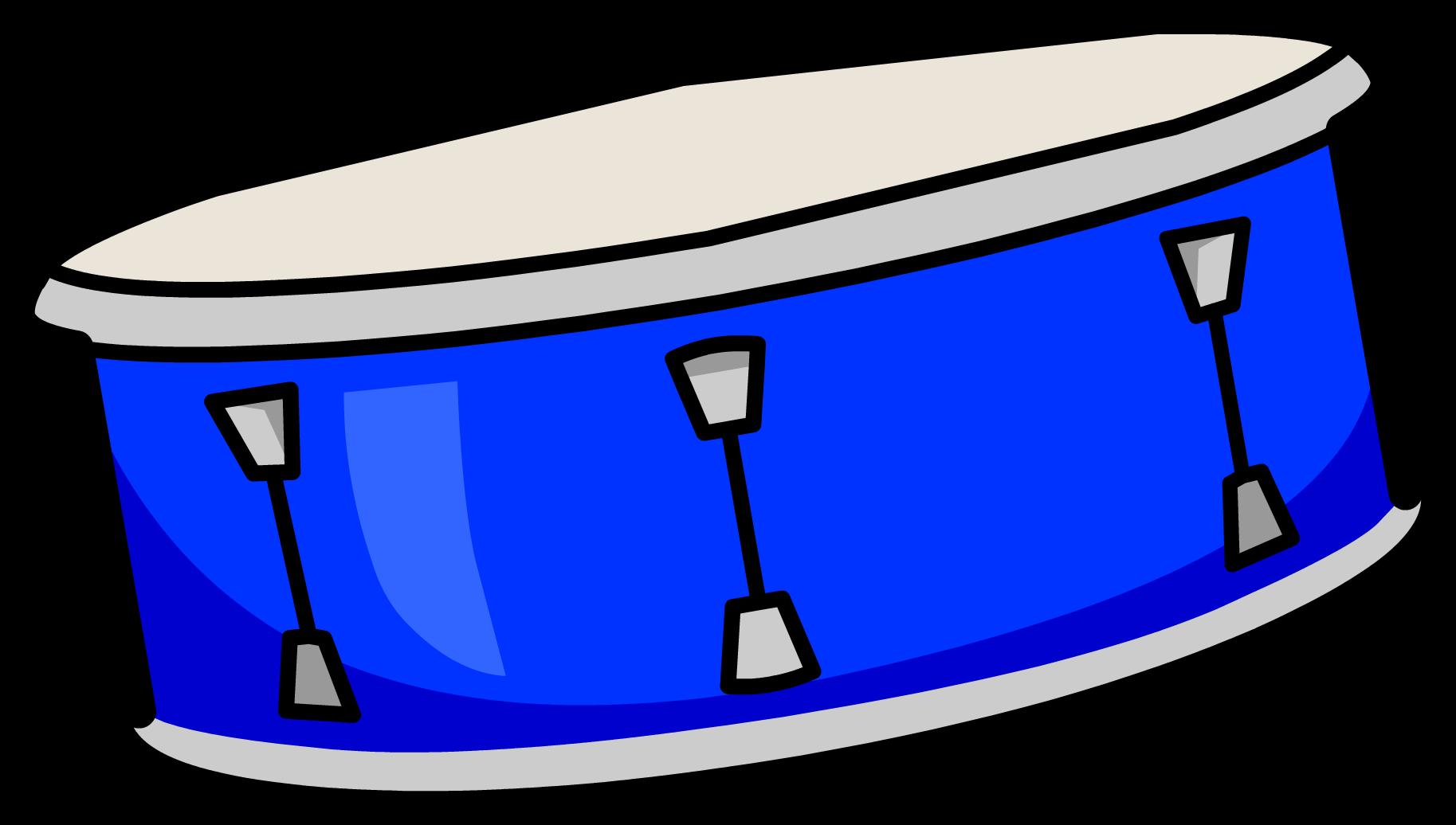 Blue Snare Drum