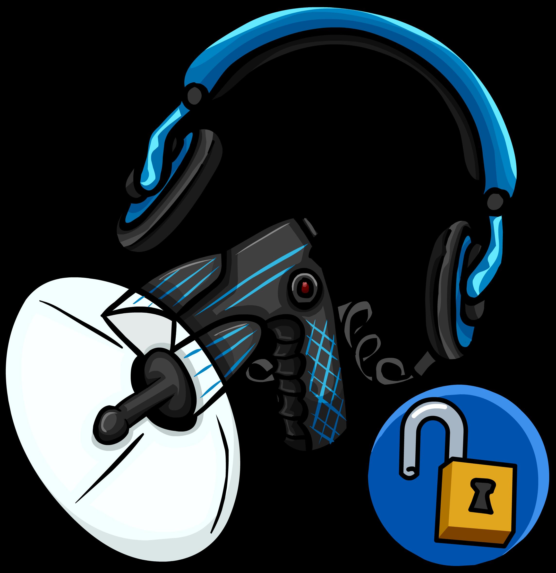 EPF Comm Headset