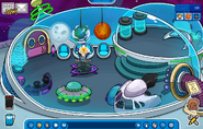 My igloo during future party 2014
