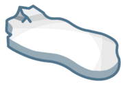New Iceberg icon