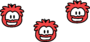 Operation Puffle Post Game Puffles Animation Red