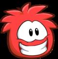 Puffle rojo