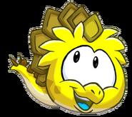 YellowStegosaurusPufflePose