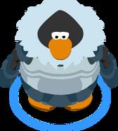 Snowstorm Suit ingame