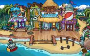 Teen Beach Movie Summer Jam Plaza