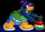 Clothing Catalog Membership Popup Penguin 1