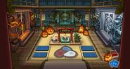 Halloween 2015 Dojo dentro