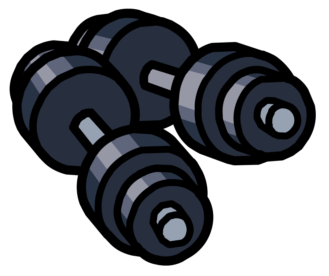 Heavy Weights Pin